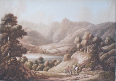 Langdale Pikes by William Green of Ambleside.