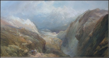 Richardson, Thomas Miles Jnr. [1813-1890]	Hospice, Great Saint Bernard Pass.