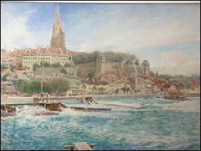 Goodwin, Harry. [1840 -1925]  View of Berne
