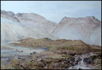 old paintings of Langdale for sale