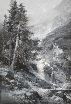 E T Compton Fine Alpine Paintings