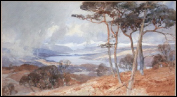old paintings of the Lake District for sale