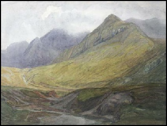 paintings of british mountains for sale