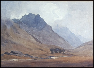 old paintings of North Wales for sale