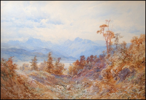paintings of the Lake District