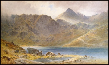 old paintings of Snowdon for sale